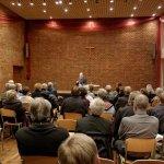 Grabeskirche Köln St. Bartholomäus, Eröffnungsfeier 17.01.2017